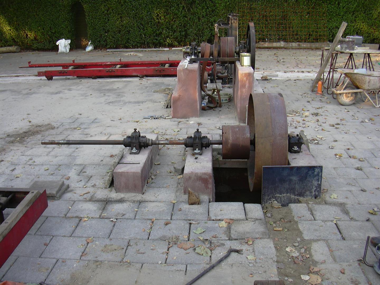 Opbouw-zaagmachine075